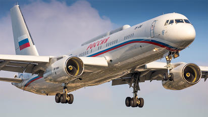 RA-64520 - Russia - Government Tupolev Tu-214 (all models)