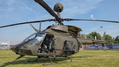 327 - Croatia - Air Force Bell OH-58D Kiowa Warrior
