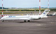 Rare visit of ALK MD82 to Helsinki title=