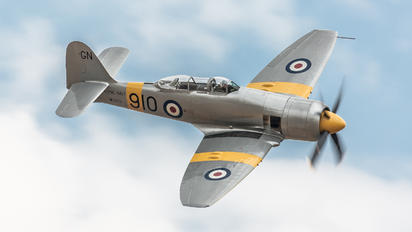 WG655 - Royal Navy Hawker Sea Fury T.20