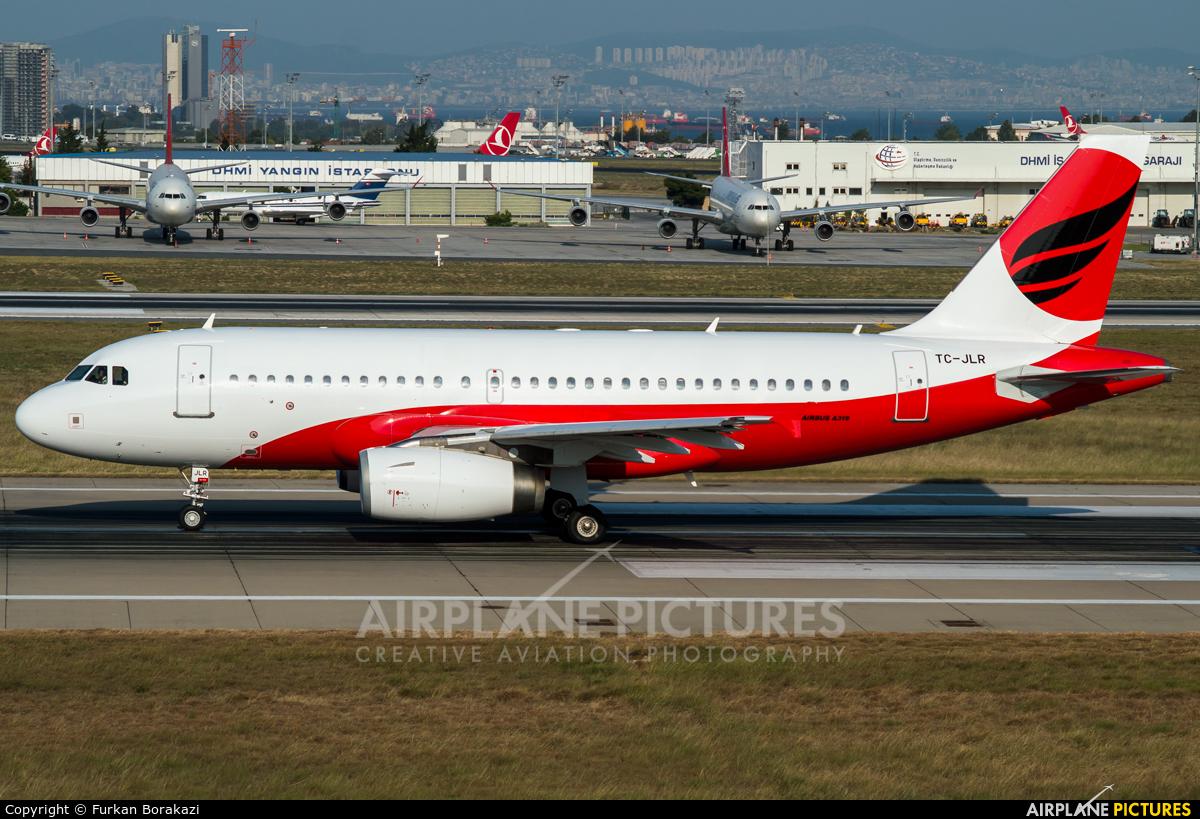 Turkish Airlines TC-JLR aircraft at Istanbul - Ataturk