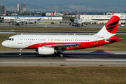 Air Albania receive their first Airbus A319 title=