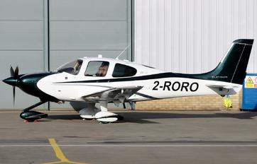 2-RORO - Private Cirrus SR-22 -GTS