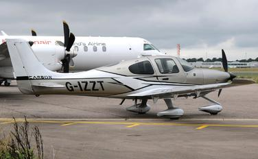 G-IZZT - Private Cirrus SR22T