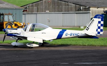 G-BVHC - Private Grob G115 Tutor T.1 / Heron
