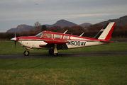 N500AV - Private Piper PA-24 Comanche aircraft