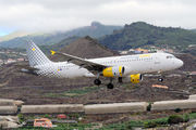 EC-LRE - Vueling Airlines Airbus A320 aircraft