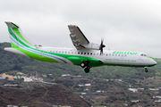 EC-MOL - Binter Canarias ATR 72 (all models) aircraft