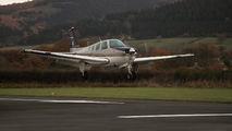 G-JLHS - Private Beechcraft 36 Bonanza aircraft