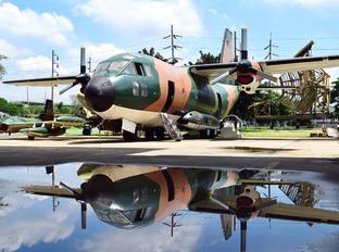 L14-6/39 - Thailand - Air Force Alenia Aermacchi G-222