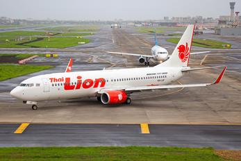 HS-LUP - Thai Lion Air Boeing 737-800