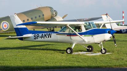 SP-AKW - Private Cessna 152