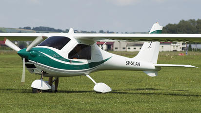 SP-SCAN - MGGP Aero Ekolot KR-030 Topaz