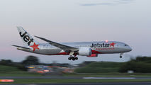 VH-VKK - Jetstar Airways Boeing 787-8 Dreamliner aircraft
