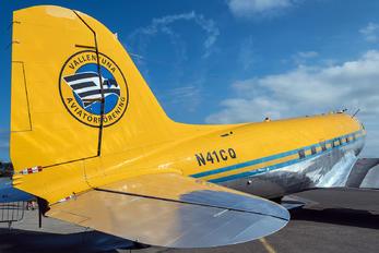 N41CQ - Valentuna Aviators Douglas C-47B Skytrain
