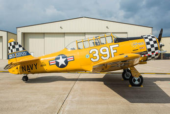 N3639F - Private North American Harvard/Texan (AT-6, 16, SNJ series)