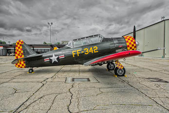 N7618C - Private North American Harvard/Texan (AT-6, 16, SNJ series)