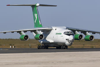 EZ-F427 - Turkmenistan Airlines Ilyushin Il-76 (all models)