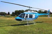YU-HBX - Serbia - Police Bell 206B Jetranger aircraft