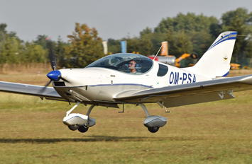 OM-PSA - Private Czech Sport Aircraft PS-28 Cruiser