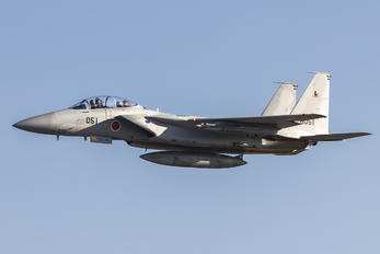 12-8051 - Japan - Air Self Defence Force Mitsubishi F-15DJ