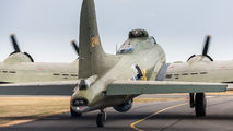 G-BEDF - B17 Preservation Boeing B-17G Flying Fortress aircraft