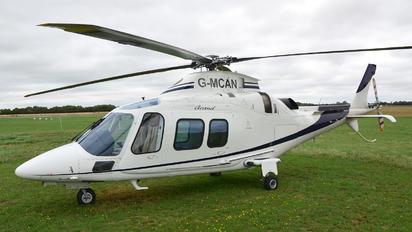 G-MCAN - Castle Air Agusta / Agusta-Bell A 109S Grand