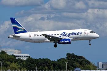 RA-89037 - Yakutia Airlines Sukhoi Superjet 100LR