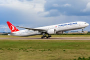 TC-LJI - Turkish Airlines Boeing 777-300ER aircraft