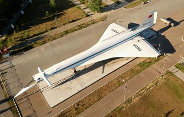 CCCP-77107 - Tupolev Design Bureau Tupolev Tu-144