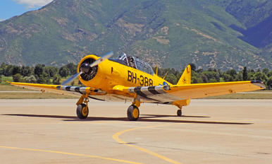 N49388 - Private North American T-6G Texan