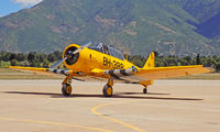 N49388 - Private North American T-6G Texan aircraft