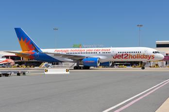 G-LSAK - Jet2 Boeing 757-200