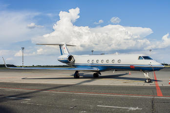 OE-ICQ - Avcon Jet Gulfstream Aerospace G-V, G-V-SP, G500, G550