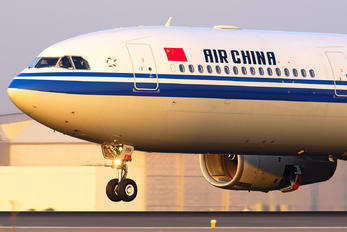 B-8386 - Air China Airbus A330-300