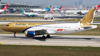 A9C-AP - Gulf Air Airbus A320