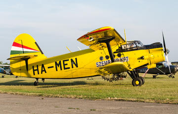 HA-MEN - Private Antonov An-2