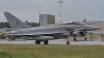 C.16-49 - Spain - Air Force Eurofighter Typhoon S aircraft