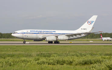 RA-96013 - Domodedovo Airlines Ilyushin Il-96