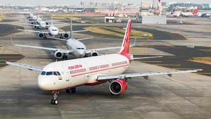 VT-PPN - Air India Airbus A321