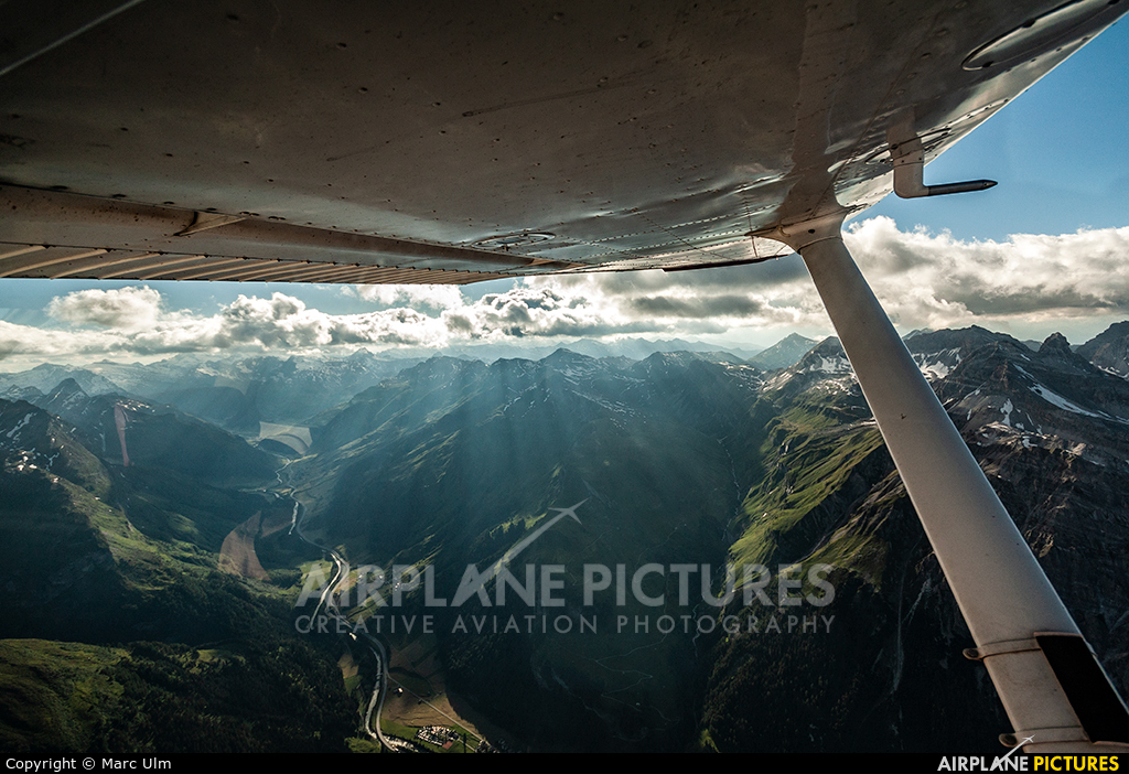 Private D-EELV aircraft at In Flight - Switzerland