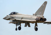 ZJ923 - Royal Air Force Eurofighter Typhoon FGR.4 aircraft