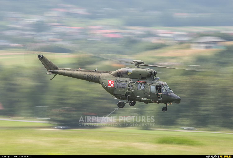 Poland - Army 0602 aircraft at