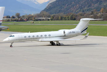 LZ-FIA - Balkan Holidays Air Gulfstream Aerospace G-V, G-V-SP, G500, G550