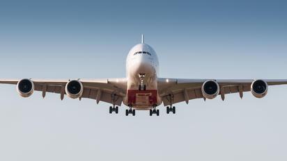 A6-EVA - Emirates Airlines Airbus A380