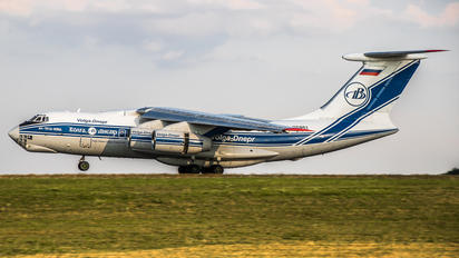 RA-76591 - Volga Dnepr Airlines Ilyushin Il-76 (all models)