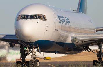 OY-SRO - Star Air Freight Boeing 767-200F