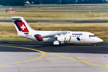 HB-IXH - Crossair British Aerospace BAe 146-200/Avro RJ85