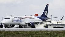 XA-GAI - Aeromexico Connect Embraer ERJ-190 (190-100) aircraft