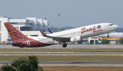 9M-LCP - Batik Air Malaysia Boeing 737-800